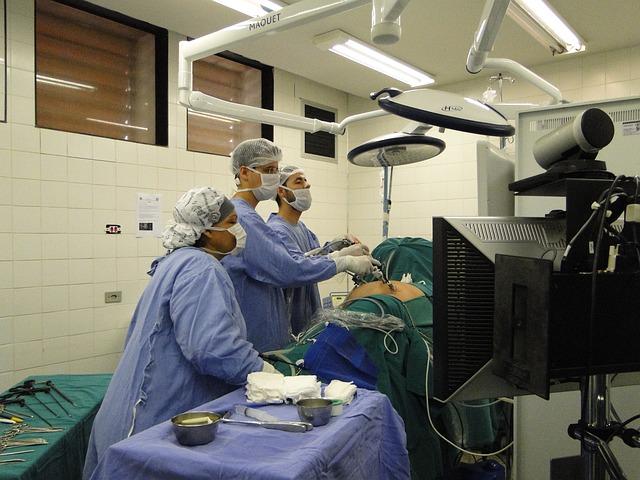 Guz nadnercza – operacyjne metody leczenia
